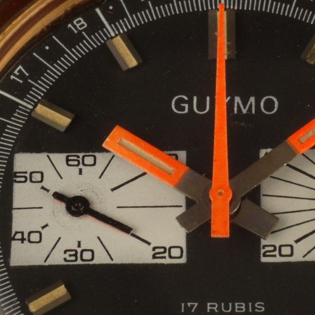 Guymo chronograph