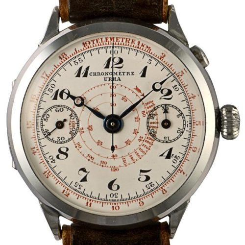 1925 Urra Chronometre - Timeline Watch