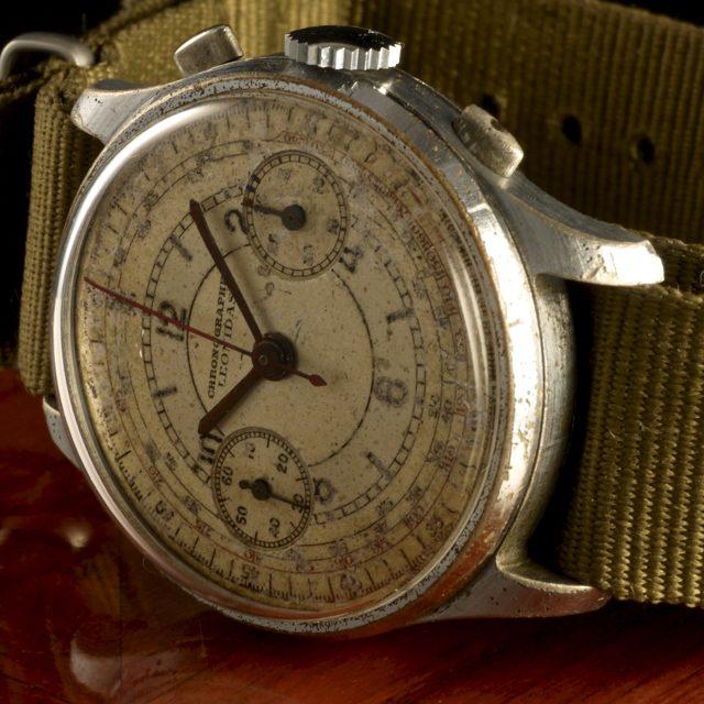 leonidas chronographe