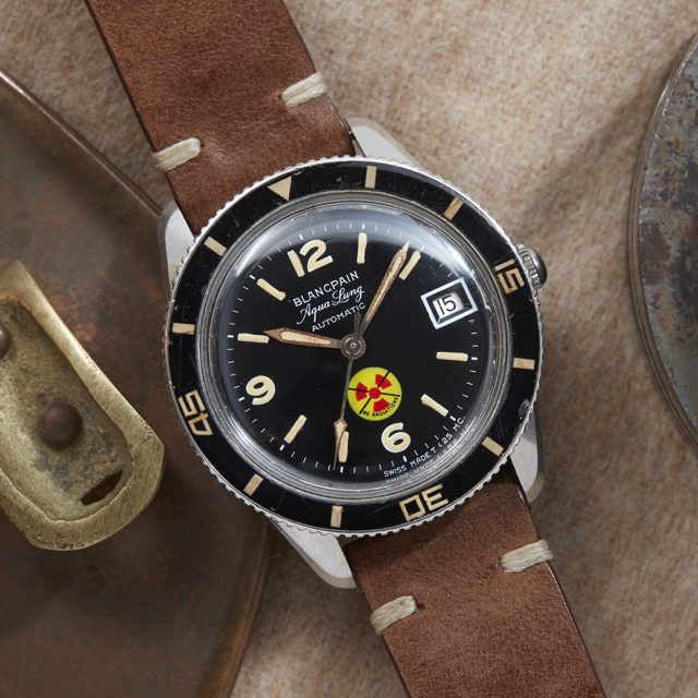 Blancpain Fifty Fathoms No Radiation