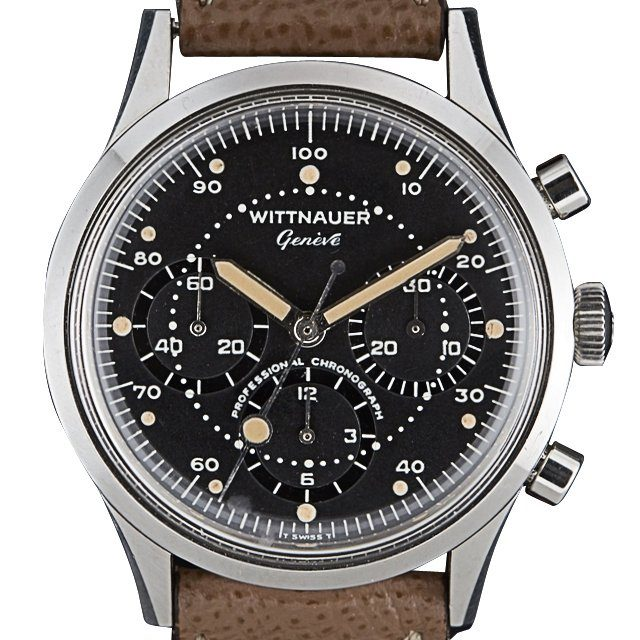 Wittnauer Professional Chronograph